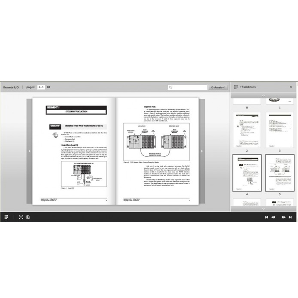 Sistema de aprendizaje de E / S distribuido por PLC - Siemens S7