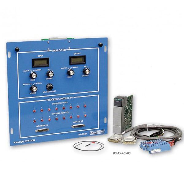 Unidad de aplicaciones analógicas de PLC SLC500