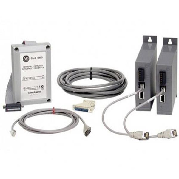 Sistema de aprendizaje de carreteras de datos PLC para PLCs Allen-Bradley SLC500/03