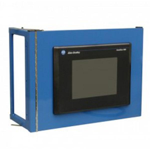 Sistema de estación de operador PanelView - DH485 para SLC500