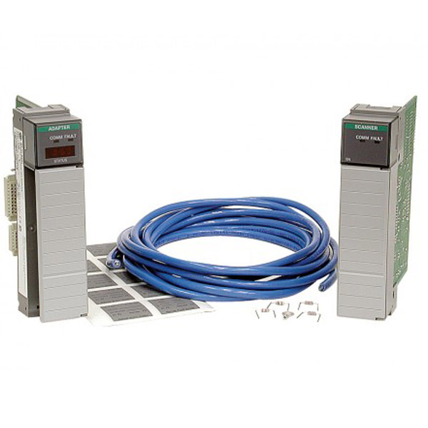 Sistema de aprendizaje de E / S distribuido PLC para PLCs Allen-Bradley SLC500