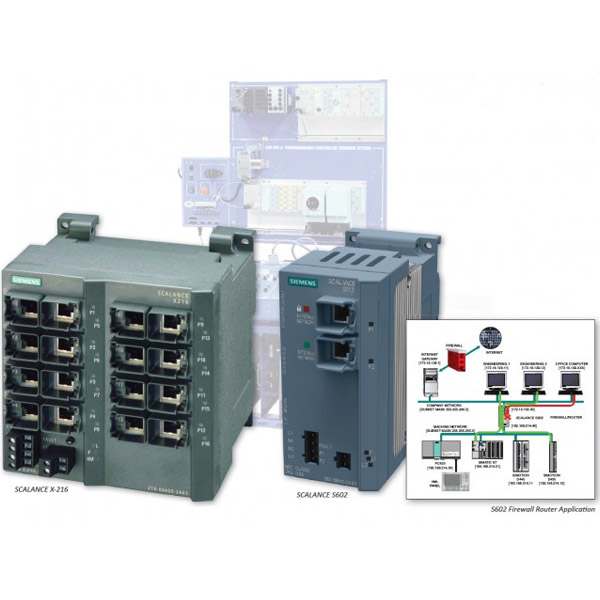 Sistema de aprendizaje MPC (Siemens ET200pro / STEP 7)