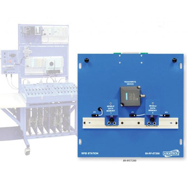 Sistema de aprendizaje RFID ET200