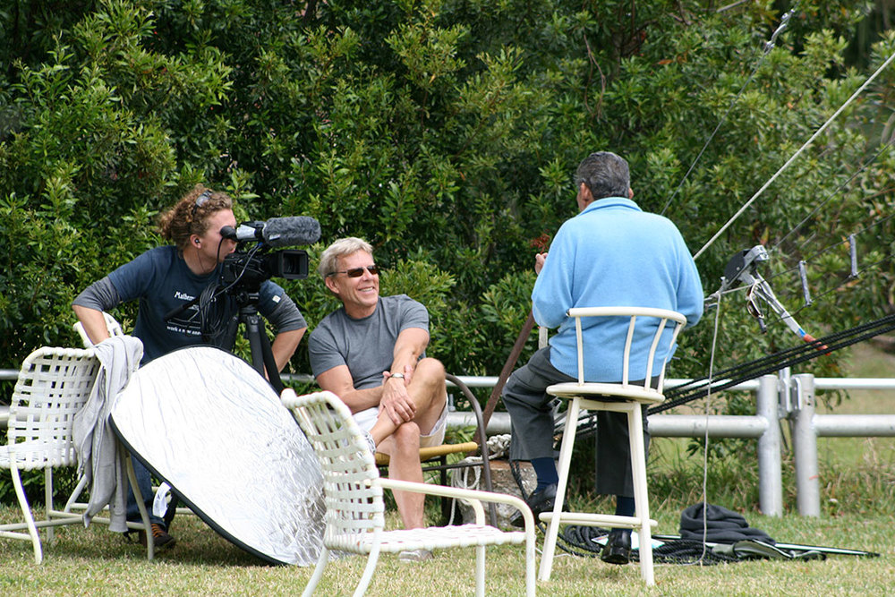 Interviewing Victor in Venice, FL