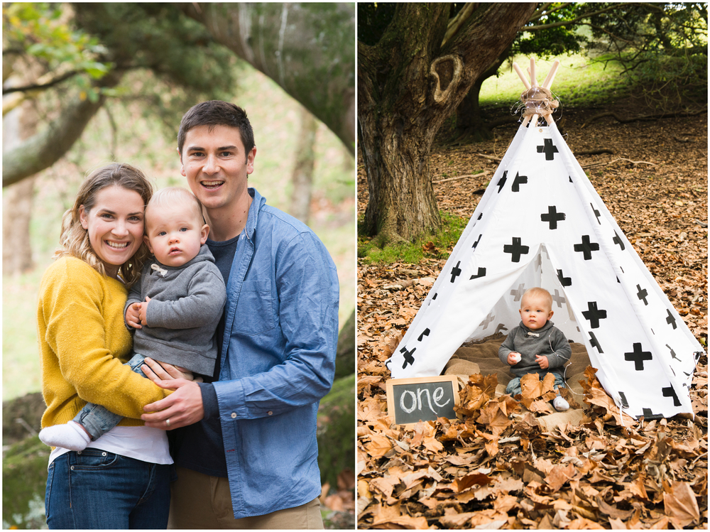 One Year Photo Shoot - Alice Pearson - Little Nest