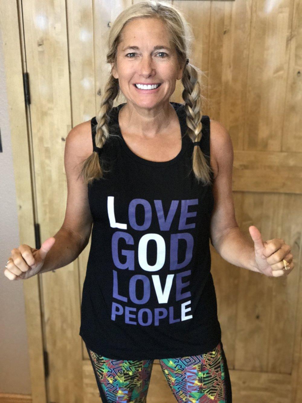 Michelle Spadafora, Founder of Faithful Workouts