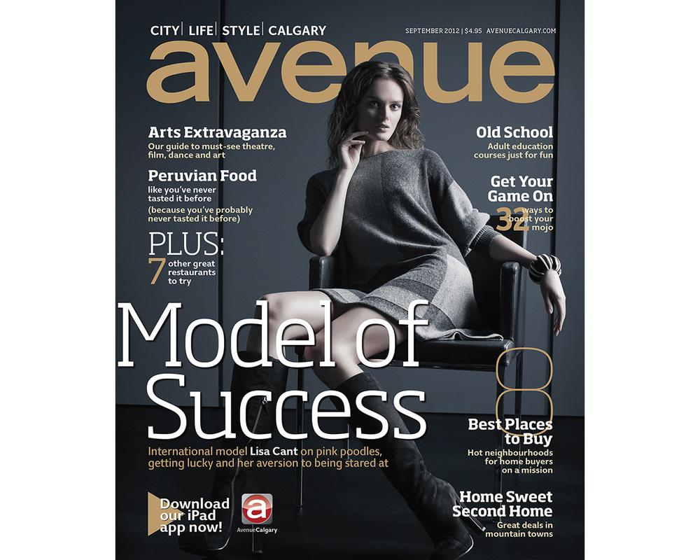 Avenue — GERARD YUNKER