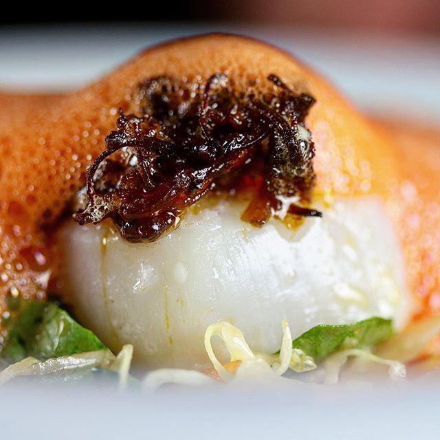 Een klein voorproefje van de #fotoshoot bij @restaurantthree Wat een mooie gerechten worden hier geserveerd! #restaurantthree #foodphotography #creativeagency #food #rotterdam #instafood