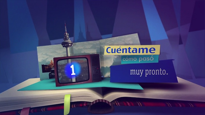 Cuentame RTVE