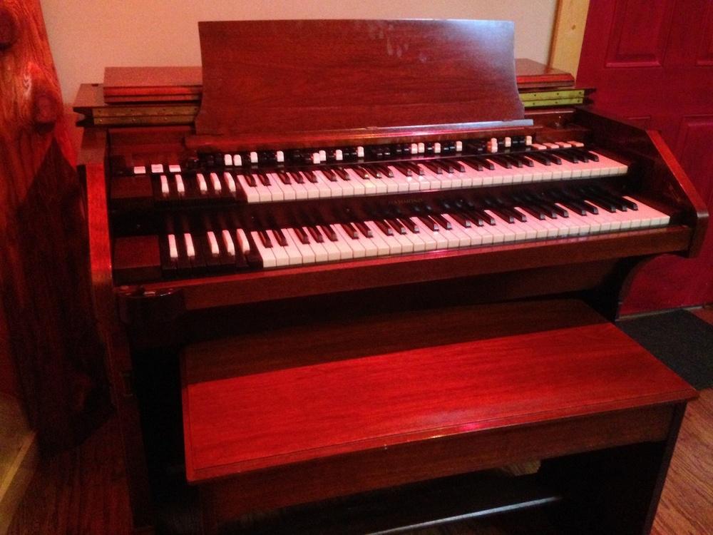 1959 Hammond C3 organ & leslie