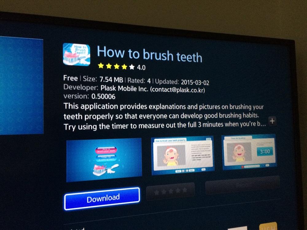 Smart TV, 2015