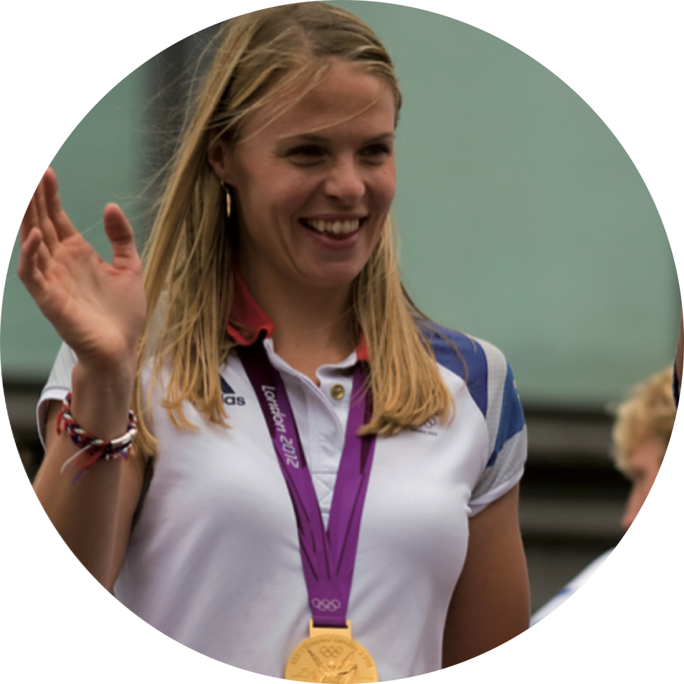 Anna Watkins MBE Olympic Rowing Gold Medallist