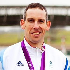 Etienne Stott MBE Olympic Canoe Gold Medallist