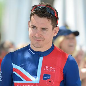 Jaco van Gass Champion Cyclist, Adventurer, Wounded Ex-Serviceman