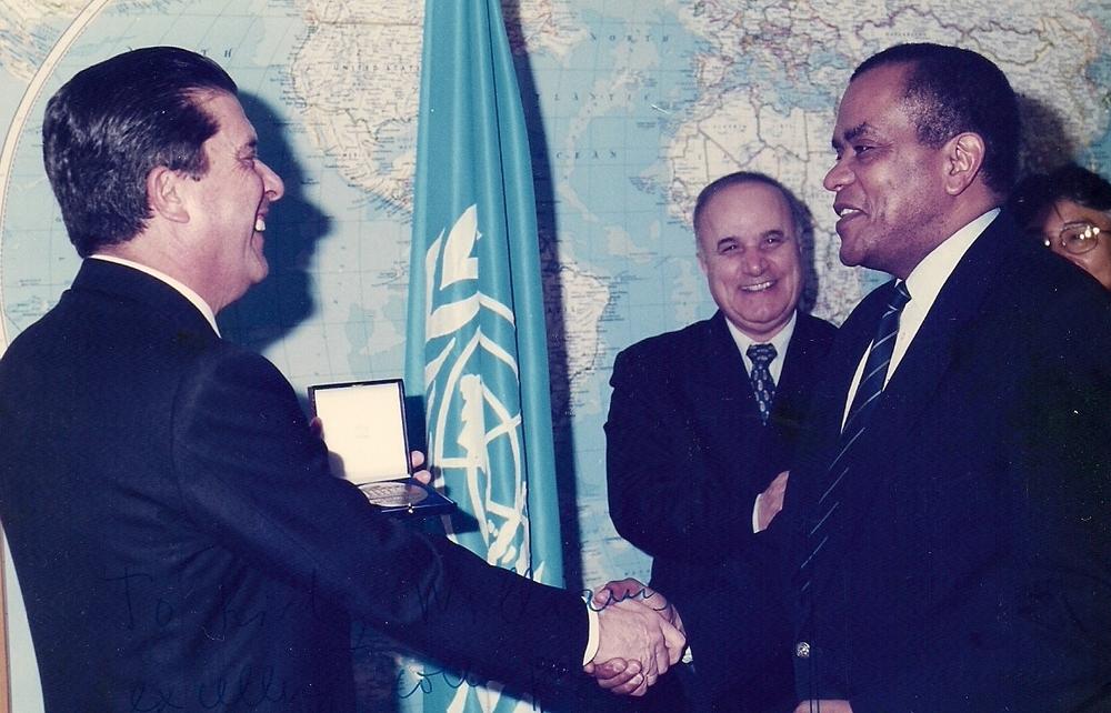 My life as a UN Diplomat