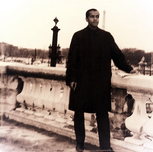 Me in Paris, 1962