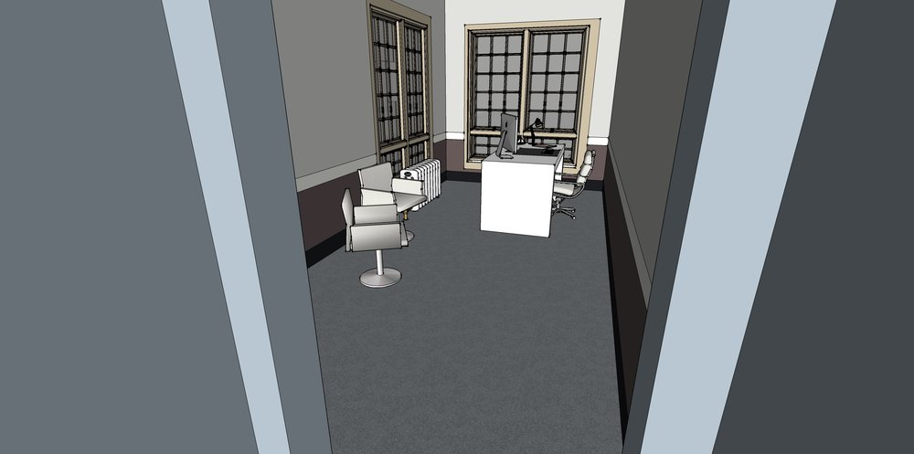 1st floor office #1