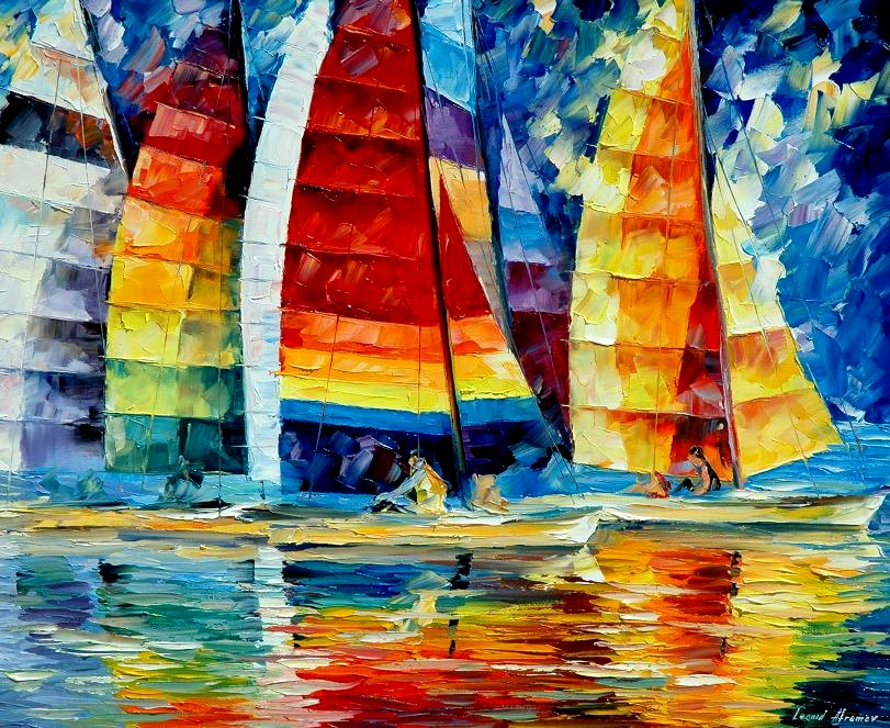 SEA_REGATTA__Leonid_Afremov_by_Leonidafremov.jpeg