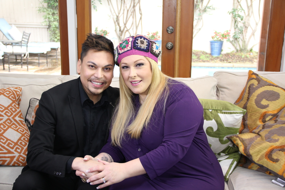 Marc and Carnie Wilson
