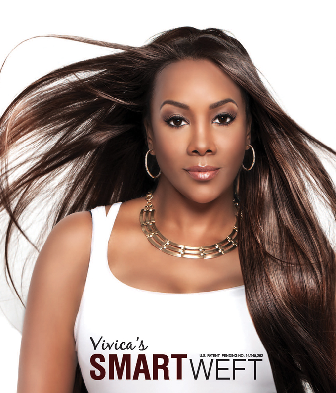 Win a wig from Vivica A. Fox's Hair Collection!
