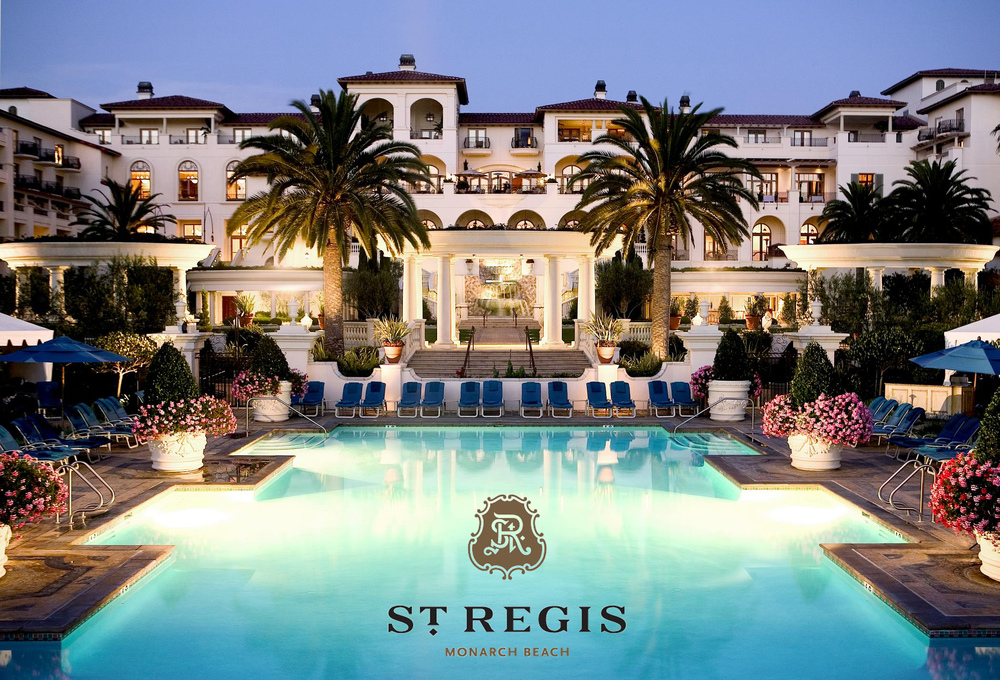 Win a Getaway At The St. Regis Monarch Beach!