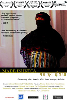 Made In India Directors: R. Haimowitz, V. Sinha Composer