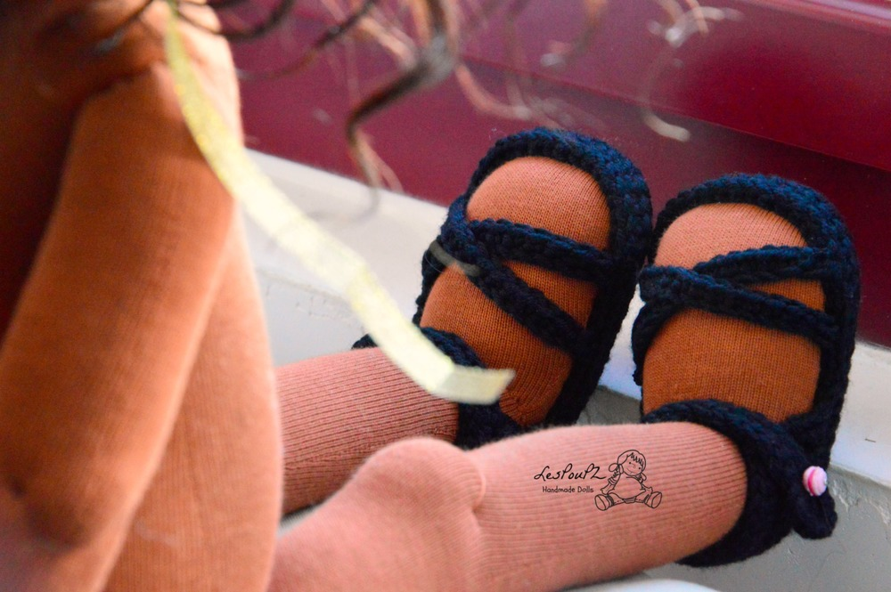 Doll's Sandals