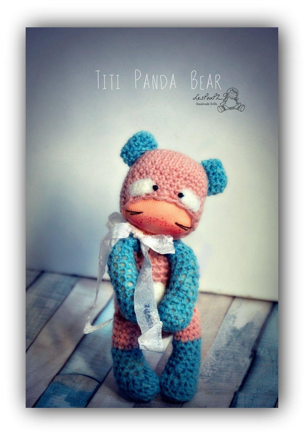 Titi Panda Bear