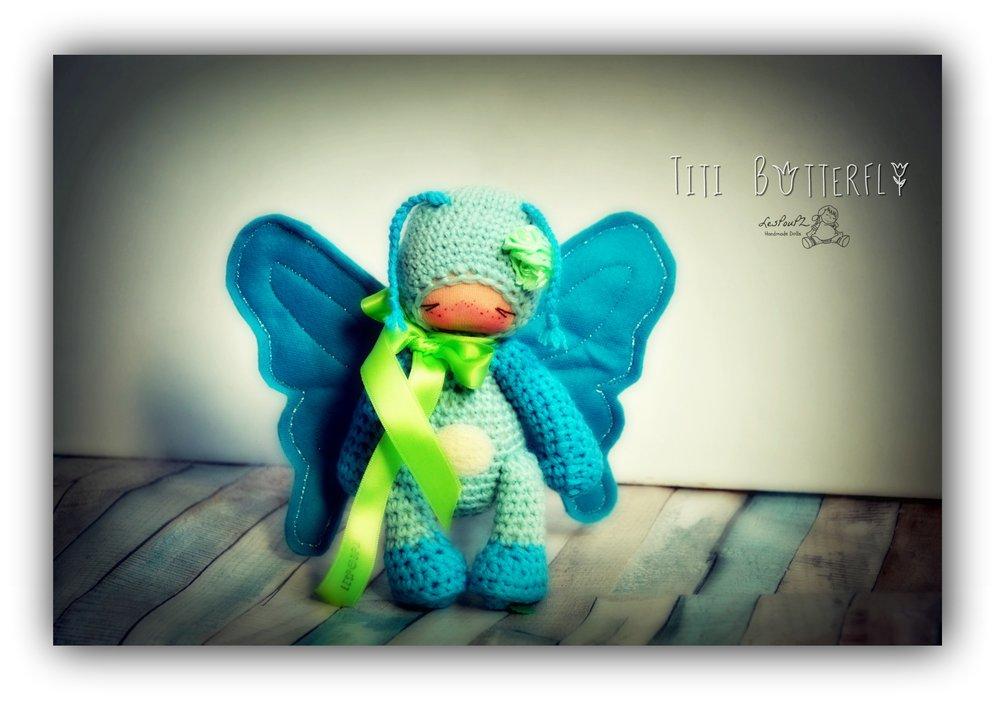 Titi Butterfly