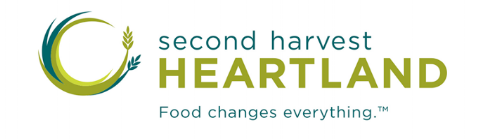 second harvest heartland, food drive, donation, holidays, give back, christmas, hanukkah