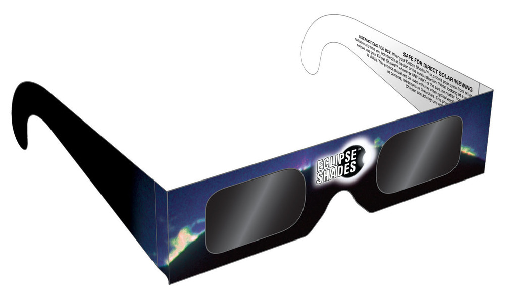 Eclipse Glasses - Safe Solar Glasses - Eclipse Shades®     Shop Here
