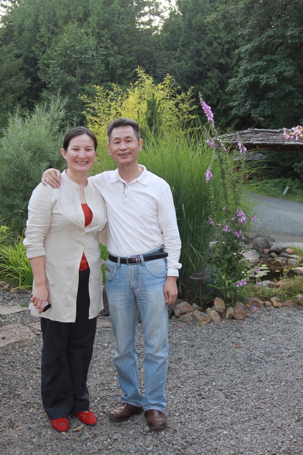 Drs. Liu and Zhao