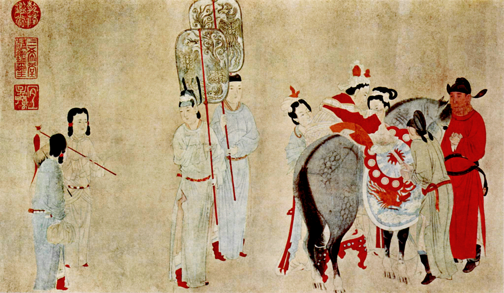 Precious consort Yang Guifei