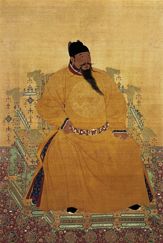 Yongle Emperor (r. 1402-1424)