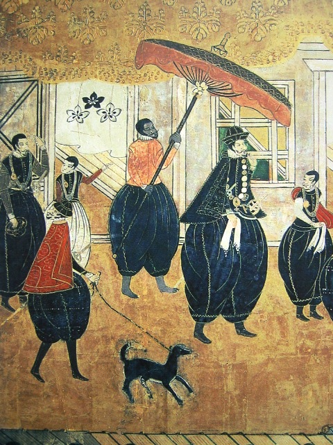 Portuguese in Japan, 17th century