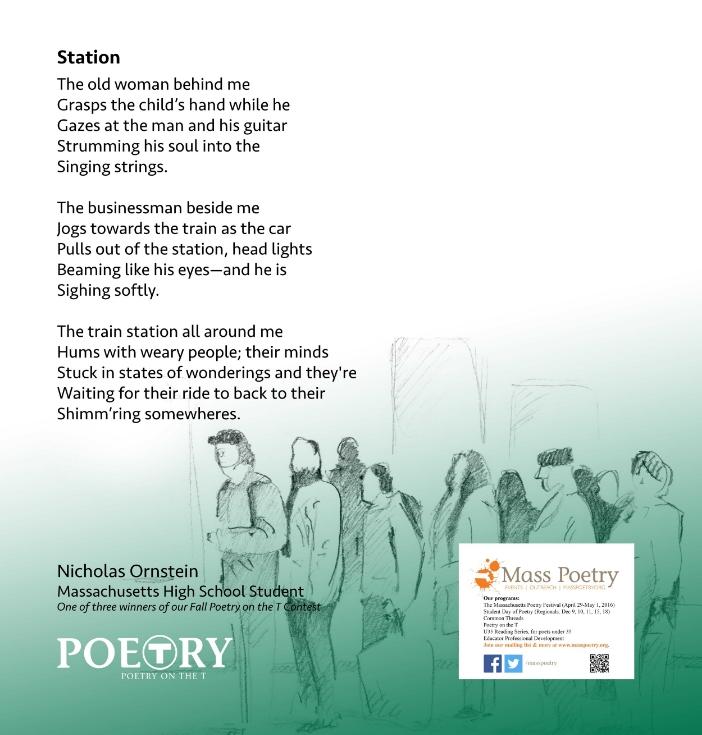 Poetry creative writing