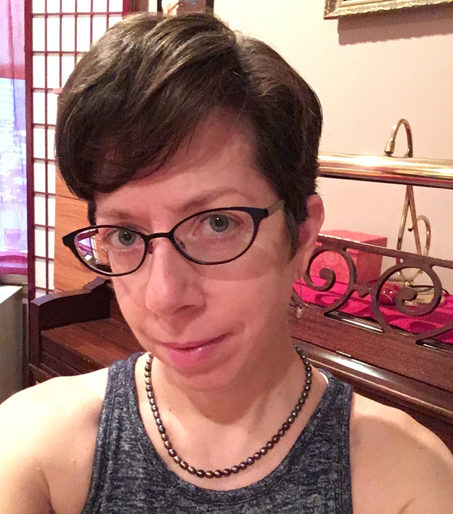 Lisa DeSiro  is the author of  Labor  (Nixes Mate, 2018) and  Grief Dreams  (White Knuckle Press, 2017). Her poems have been published in two anthologies and many journals, and have been set to music by several composers. She lives in Cambridge, Massachusetts, where she earned her MFA in Creative Writing from Lesley University. She works for a non-profit organization and is an assistant editor for Indolent Books. Read more about her at  thepoetpianist.com .