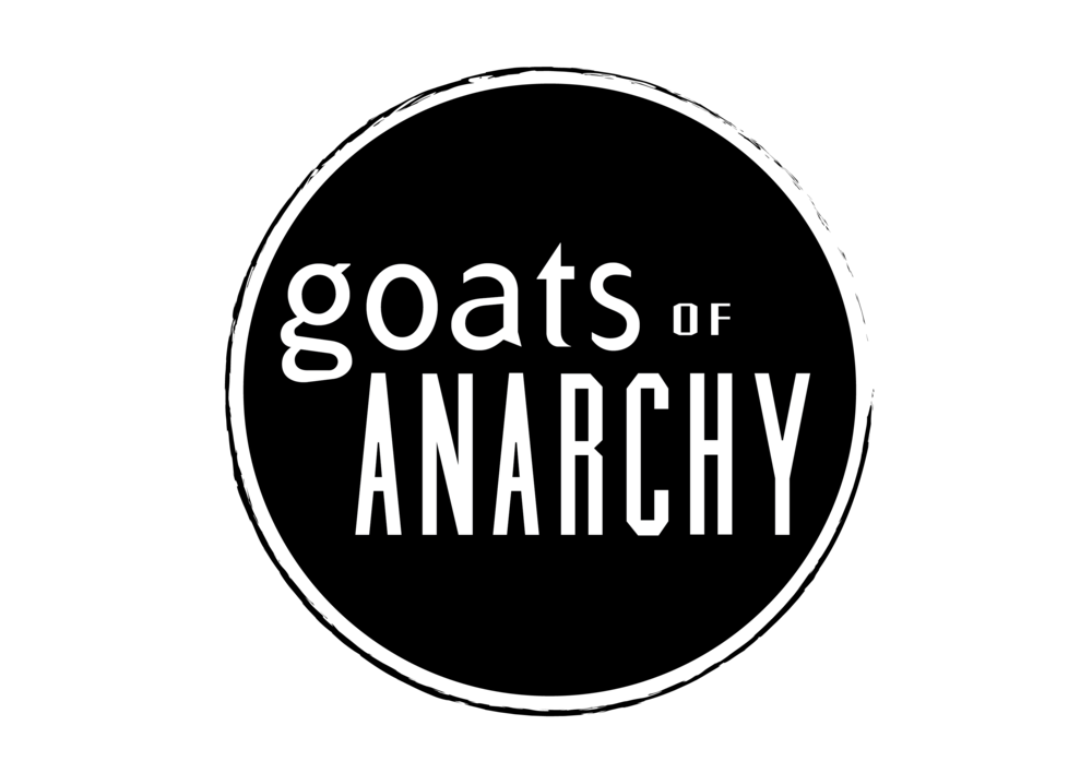 Goats of Anarchy Logo Design