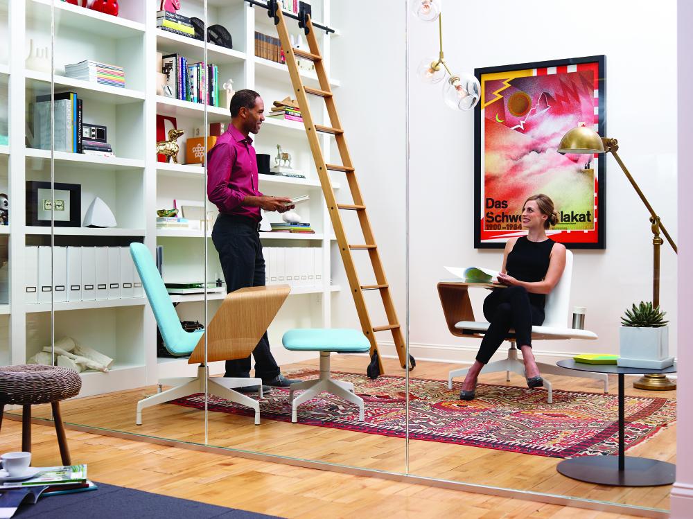 Interior | Harbour Work Lounge