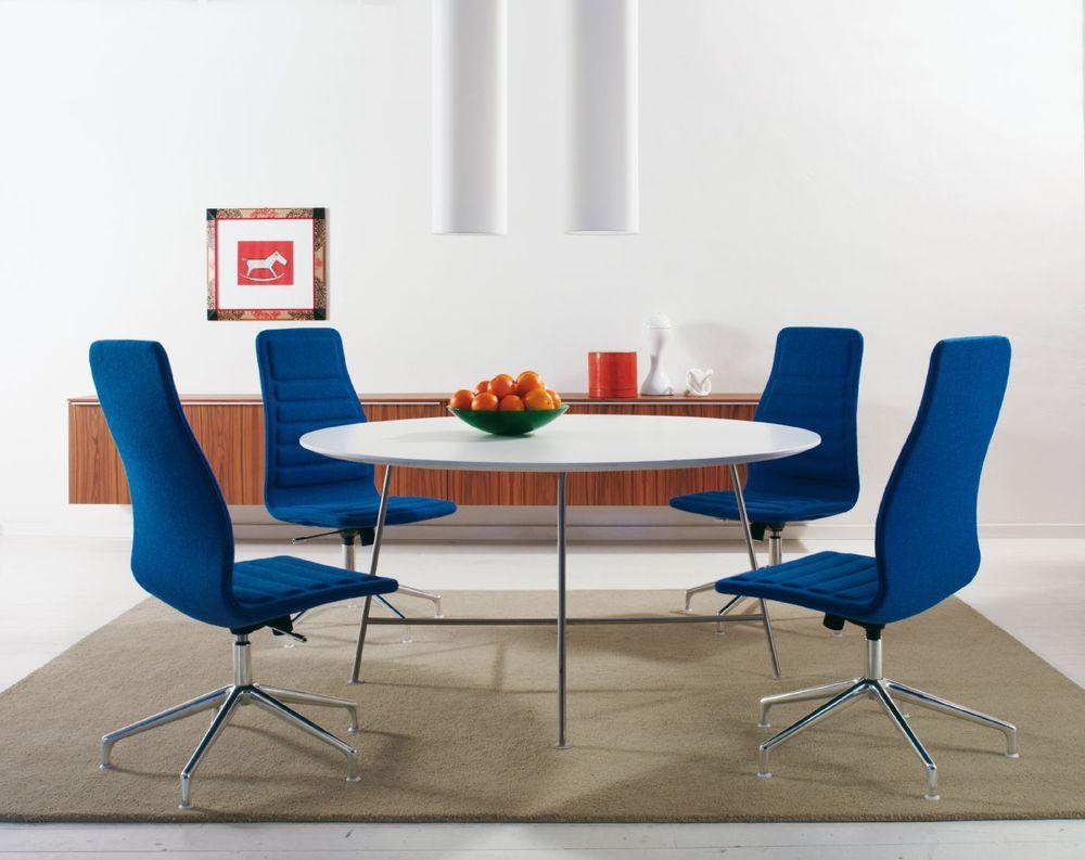 Lotus Chairs   Pan Table