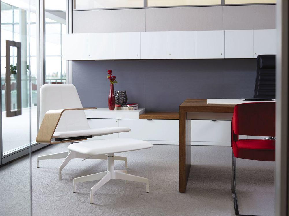Harbor Work Lounge | Suite Casegoods