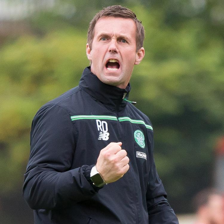 Hamilton v Celtic — 04-10-15