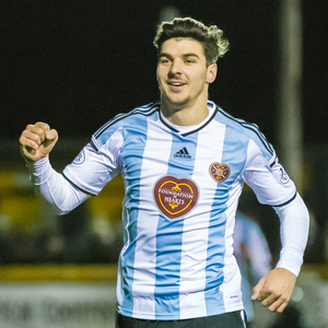 alloa athletic v hearts — 31-01-15