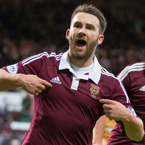 hearts v alloa athletic — 20-12-14