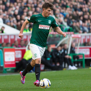 hibernian v Queen of the South — 15-11-14
