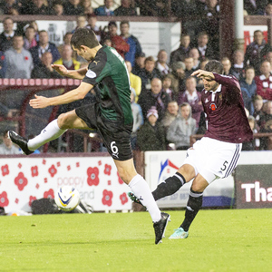 hearts v raith rovers — 08-11-14