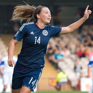 scotland v faroe islands — Women's World Cup 2015 Qualifier — 13-09-14
