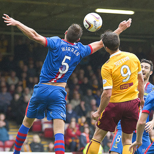 motherwell v inverness caledonian thistle — 16-08-14