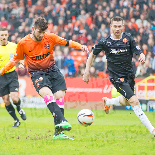 dundee united v motherwell — 26-04-14