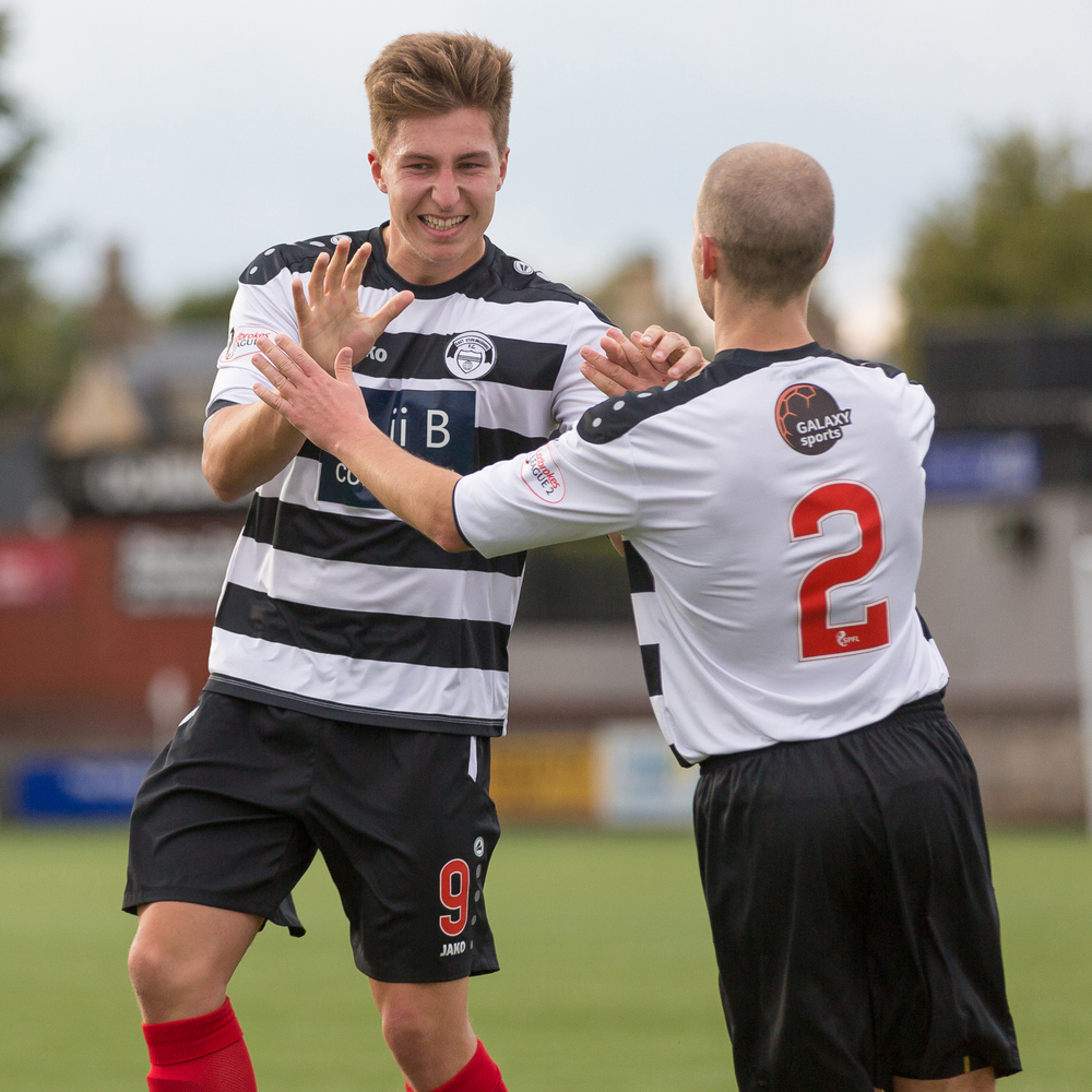 East stirlingshire v Elgin City — 17-10-15
